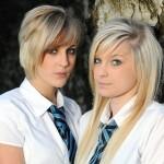 Prea blonde pentru scoala