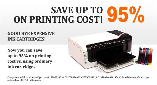 Save up to 95% with CISS
