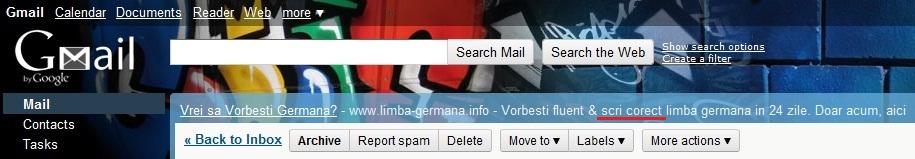 Vorbesti fluent si scri corect limba germana in 24 zile